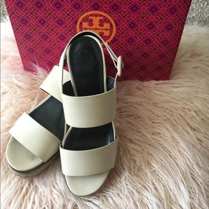 💲1 DAY SALE💲Tory Burch Wedge espadrilles